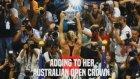 Tenıs: Amerika Açık: Teniste Kerber Fırtınası Sürüyor!