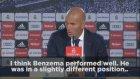 Zidane, Ronaldo Ve Benzema?nın Dönüşünü Yorumladı