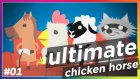 En İyi Troll Oyun - Ultimate Chicken Horse