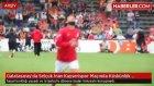 Galatasaray'da Selçuk İnan Kayserispor Maçında Küskünlük Yaşadı