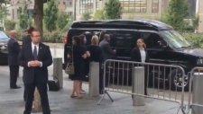 Hillary Clinton'ın İçkili Halde 11 Eylül Anma Törenine Gelmesi
