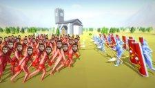 300 Recep İvedik! - Savaş Simulasyonu - Ahmet Aga