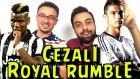 Futbolcularla Royal Rumble Dayımızla | Wwe 2k16