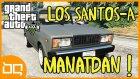 Gta 5 - Los Santos-a Manatdan !