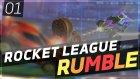 Modlu Roket Lig(Rumble) Türkçe #30 - Necatiakcay