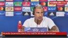 Ricardo Quaresma: Benfica'yı Hafife Almamak Gerekiyor