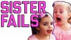 Sister Fails || Funny Sisters Fail Compilation By Failarmy 2016 - En Komik Kazalar