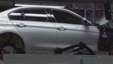 BMW 3 F30 Serisi'nin Üretim Süreci (Hipnoz Etkili)