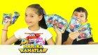 Harika Kanatlar Sürpriz Oyuncak Paketleri Açma - Oyuncax Tv Melike Vs Kerem Challenge