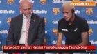 Barcelona'lı Neymar: Hagi'nin Forma Numarasını Taşımak Onur