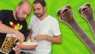 Deve Kuşu Yumurtası Pişirip Tadına Baktık | Yap Yap