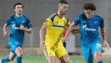 Maccabi Tel Aviv 3-4 Zenit (Geniş Özet - 15 Eylül 2016)