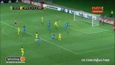 Maccabi Tel Aviv 3-4 Zenit (Maç Özeti - 15 Eylül Perşembe 2016)