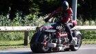 Maserati V8 Motorlu Motosiklet Yola Çıktı