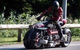 Maserati V8 Motorlu Motosiklet