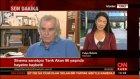 CNN TÜRK muhabiri Fulya Öztürk hastane önünden bildiriyor