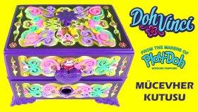 DohVinci Takı Kutusu Tasarım Seti Jewelry Box