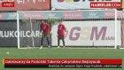Galatasaray'da Podolski Takımla Çalışmalara Başlayacak