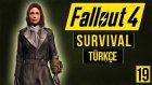 Gümüşten Kefenim Oldu - Survival | Fallout 4 - #18