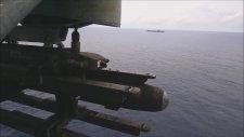 Hellfire Güdümlü Füze Atışı    Sea Hawk Helikopteri