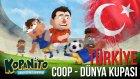 Kopanito Komik Futbol Oyunu - 2 Kişi Dünya Kupası - Yeşil Devin Maceraları