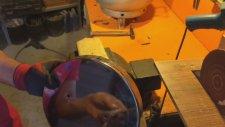 Mutfak Tüpünden Mangal (Barbekü) Yapımı - Cemal Açar
