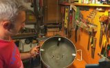 Mutfak Tüpünden Mangal Barbekü Yapımı  Cemal Açar