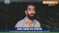 Arda Turan: Prim Pazarlığı Yapmadım