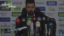 Hakan Kutlu: 'Biz oynadık Bursaspor kazandı'