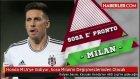Honda MLS'ye Gidiyor, Sosa Milan'ın Değişmezlerinden Olacak