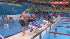 Meksikalı Paralimpik Yüzücünün Azmi Takdir Topladı