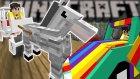 Minecraft İlginç Araçlar Modu (At Arabası,polis Arabası,rengarenk Araba) Mod Tanıtımı