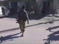 ABD Askerlerinin Çobanbey'den Kovulması
