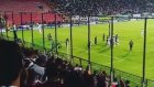 Akhisar Belediyespor 0-2 Beşiktaş Gol: Caner Erkin (Tribün Çekimi)