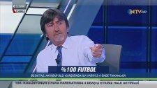 Rıdvan Dilmen: Talisca Sosa'dan Çok Gol Atar (Yüzde Yüz Futbol 18 Eylül Pazar)
