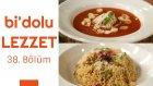 Fırınlanmış Domates Çorbası & Sebzeli ve Fıstıklı Kuskus | Bi'dolu Lezzet - 38. Bölüm
