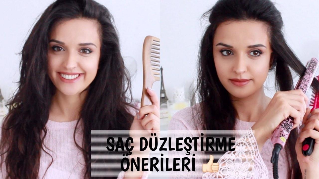 Düz saçların bakımı nasıl yapılır