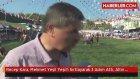Recep Kara, Mehmet Yeşil Yeşil'i Sırtlayarak 3 Adım Attı, Altın Kemeri Kazandı