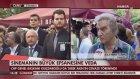 Süleyman Turan, Tarık Akan'ın Cenazesinde Konuştu (18 eylül 2016)