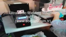 Ultrasonic Welding Machine For Children Toys Industry