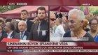 Zafer Alagöz, Tarık Akan'ın Cenazesinde Konuştu (18 eylül 2016)