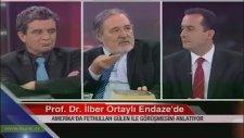 İlber Ortaylı'nın Fethullah Gülen'e Yaptığı Ziyareti Anlatması
