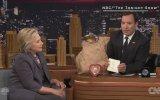 Jimmy Fallon'ın Hillary Clinton'a Yaptığı Espri
