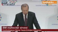 Cumhurbaşkanı Erdoğan: AB Sözünde Durmadı