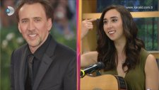 Ecem Uzgör: Nicolas Cage'e Benziyorum