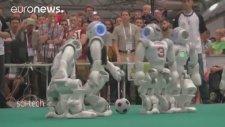 Langırt Sporunu Robotların Ele Geçirmesi