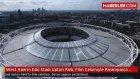 West Ham'ın Eski Stadı Upton Park, Film Çekimiyle Paramparça Ediliyor
