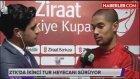 24 Erzincanspor, Adanaspor'u Türkiye Kupası'ndan Eledi