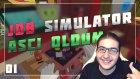 Aşçı Oldum - Simulatör | Sanal Gerçeklik Htc Vive - Necati Akçay