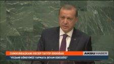Cumhurbaşkanı Erdoğan: Uçuşa Yasak Bölge Konusunda Birlikte Çalışmalıyız